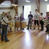 Probe Perkussionklasse BOSanova