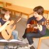 Unterrichtsimpressionen Gitarre