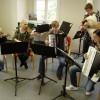 "Probe Gemischtes Ensemble ""Spremberger Heidemusikanten"""