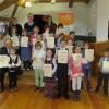 Teilnehmer Innerschulischer Klavierwettbewerb