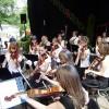 Auftritt Jugend-Orchester