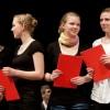 Urkundenübergabe Landeswettbewerbe foto:c g.u.hauth