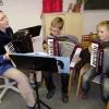 Unterrichtsimpressionen Akkordeon Duo