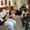 Unterrichtsimpressionen Bass-Gitarre