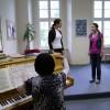 Unterrichtsimpressionen Gesang-Duo