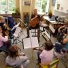 Unterrichtsimpressionen Gitarrennachwuchsensemble