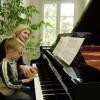 Unterrichtsimpressionen Klavier