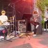 Auftritt Rock-Pop Band