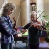 Unterrichtsimpressionen Violine