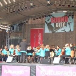 """""""Sound City"""" 2011 in Guben"""