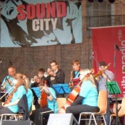 """""""Sound City"""" in Guben"""