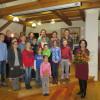 Beglückwünschung der Teilnehmer aus Spremberg